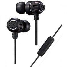 JVC  รุ่น HA-FX33XM-B หูฟังอินเอียร์พร้อมไมค์ (Black) ประกันศูนย์