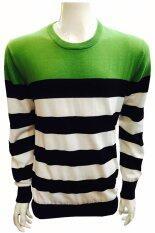 โปรโมชั่น K Baby เสื้อสเวตเตอร์ High Sch**l เกรดA รุ่น Limits1 สีเขียว ถูก
