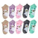 ซื้อ K Baby ถุงเท้าหุ้มข้อสำหรับผู้หญิง ลายแกะน้อย แพ็ค คู่10 5สี ออนไลน์ ชลบุรี