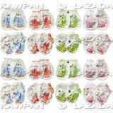 ส่วนลด สินค้า K Baby ถุงมือถุงเท้า เด็กอ่อนแรกเกิด 3เดือน ลายการ์ตูน จำนวน 8 ชุด ฟ้า ชมพู เหลือง เขียว