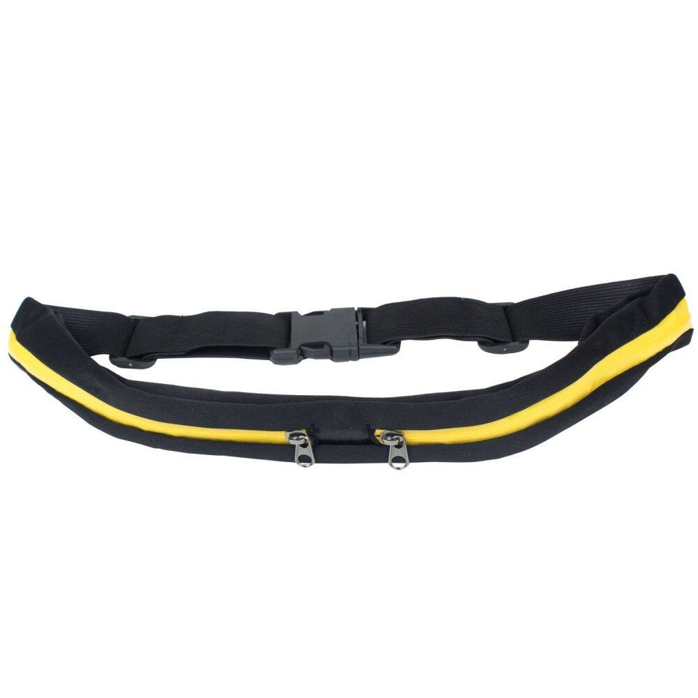 K&K Sport Pocket and Running Belt in - 2  - Yellow