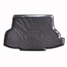 ราคา K Rubber ถาดรองท้ายรถยนต์สำหรับ Honda City ปี 2014 18