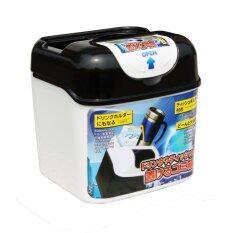 ราคา K Rubber ถังขยะในรถยนต์ สีขาว ดำ ที่สุด