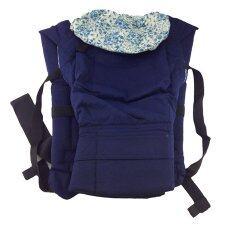 ราคา Kakuki เป้อุ้มเด็ก สำหรับเด็ก 36 เดือน Baby Hip Seat รุ่น K001 สีน้ำเงิน ใหม่