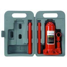 ราคา Kanzawa แม่แรงกระปุก กระเป๋าไฮโดริค รุ่นกระเป๋า 3Ton สีแดง ออนไลน์ ไทย