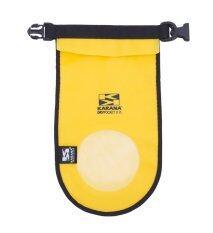 โปรโมชั่น Karana กระเป๋ากันน้ำ Pocket Dry Bag Size M Yellow