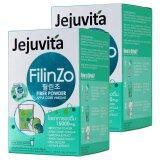 ขาย Karmart Jejuvita Filinzo ผลิตภัณฑ์เสริมอาหาร ใยอาหารชงดื่ม ไฟลินโซ่ 15000 Mg กล่องละ 6 ซอง 2 กล่อง ถูก ใน กรุงเทพมหานคร