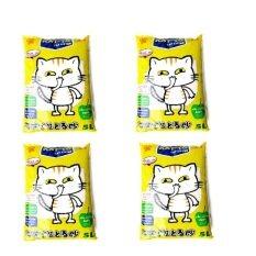 ขาย Kat To ทรายแมว 5L 4 Units ออนไลน์ ใน Thailand