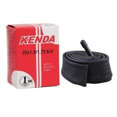 Kenda ยางในรถจักรยาน 20 X1 5 1 75 A V สีดำ ใน ไทย
