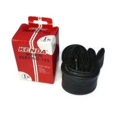 ราคา Kenda ยางในรถจักรยาน 26 1 9 2 125 A V สีดำ ถูก