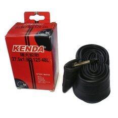 ทบทวน Kenda ยางในรถจักรยาน 27 5 1 9 2 125 F V 48L สีดำ