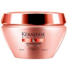 ราคา Kerastase Discipline Maskeratine Smooth In Motion Masque High Concentration For Unruly Rebellious Hair 200 Ml Kerastase เป็นต้นฉบับ