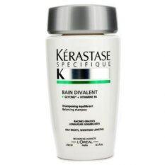 ขาย ซื้อ Kerastase Specifique Bain Divalent Balancing Shampoo Oily Roots Sensitised Lengths 8 5 Oz 250 Ml ใน Thailand