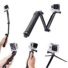 โปรโมชั่น ขาตั้งกล้อง 3 Way Grip Arm Tripod สำหรับ Gopro Hd Hero 3 3 4