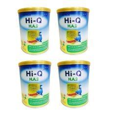 ขาย ขายยกลัง Dumex Hi Q H A 2 ไฮคิว เอชเอ ช่วงวัยที่ 2 ขนาด 400 กรัม 4 กระป๋อง ออนไลน์ ใน Thailand