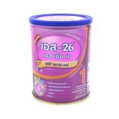 ราคา ขายยกลัง S 26 Sma นมผง เอส 26 เอสเอ็มเอ แพ็ค 12 กระป๋อง S 26 เป็นต้นฉบับ