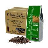 ขาย ซื้อ ออนไลน์ Khaotalu Premium Coffee กาแฟเขาทะลุ เมล็ดกาแฟ คั่วอ่อน American Roasts 2ถุง รวม 1000G