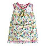 ซื้อ Kiddy Mall ชุด กระโปรง เด็กผู้หญิง ลายจุด เจาะกระเป๋า สีสดใส No Dc66027 Size 2 6Y ถูก ใน กรุงเทพมหานคร