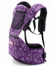 ขาย Kidsmile เป้อุ้มเด็ก Hip Seat สีม่วง ใหม่