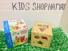 ซื้อ Kidsshop Hatyai บล็อกหยอด 5 ด้าน เสริมพัฒนาการ ถูก Thailand