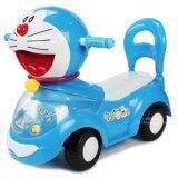 Kidsza รถขาไถ รถเด็ก โดเรม่อน ลิขสิทธิ์แท้ สีฟ้าทะเล ใน กาญจนบุรี