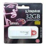 ส่วนลด Kingston 32Gb Flash Drive Datatraveler Usb Dtig4 White Kingston Thailand