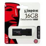 ราคา Kingston แฟลชไดร์ฟ Flashdrive 16Gb รุ่น Dt100G3 Usb3 ใหม่ล่าสุด