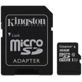 ขาย Kingston Micro Sdhc Tf Memory Card 16Gb Class 10 80 Mb S พร้อมตัวแปลงเป็น Sd ปกติ ไทย