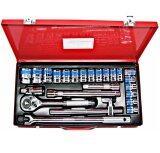 ขาย ซื้อ Kingtools เครื่องมือช่าง 1 2 Dr Socket Set 24Pcs