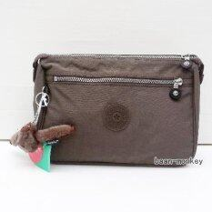 ส่วนลด Kipling ของแท้เบลเยี่ยม กระเป๋าถือ Kipling Puppy Light Brown Int One Size Kipling ใน Thailand