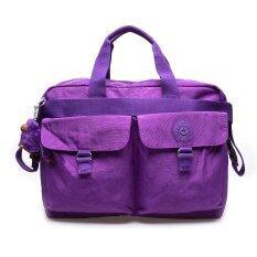 ราคา Kipling กระเป๋าสะพายข้าง รุ่น Tm2406 486 Tilepurple ใหม่