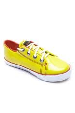 ทบทวน ที่สุด Kito รองเท้าผ้าใบเด็ก รุ่น Lcs403 สีเหลือง