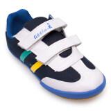 ราคา Kito รองเท้าผ้าใบเด็ก รุ่น S8615 กรม Kito