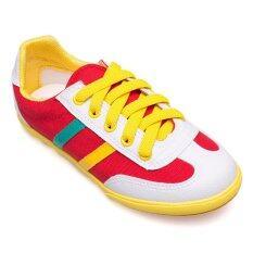 โปรโมชั่น Kito รองเท้าผ้าใบเด็ก รุ่น S8616 แดง กรุงเทพมหานคร