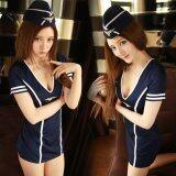 ขาย Kk S*xy Cosplay ชุดนักบินสาวเกาหลี รุ่น 2146