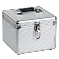 กล่องเก็บฮาร์ดดิสก์ Orico BSC35-10 พร้อมกุญแจล็อก - สีเงิน