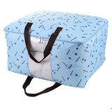 ซื้อ กล่องผ้าเก็บของ กล่องใส่ผ้า กล่องอเนกประสงค์ Storage Box สีฟ้า ใหม่ล่าสุด