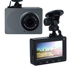 กล้องติดรถยนต์ Xiaomi YI Car DVR Dash Camera WiFi 1080P  2.7 Inch - สีเทา