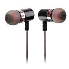 ราคา Knowledge Zenith หูฟัง In Ear รุ่น Dt5 Super Bass High End Three Band Equalizer สีดำ ใหม่