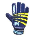 ขาย Kool Pro ถุงมือโกล์ว ฟุตบอล Football Gloves Keeper Ultima Blue ราคาถูกที่สุด