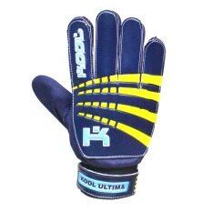 ราคา ราคาถูกที่สุด Kool Pro ถุงมือโกล์ว ฟุตบอล Football Gloves Keeper Ultima Blue