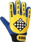 ทบทวน Kool Pro ถุงมือโกล์ว ผ้า No 8 Yellow Blue