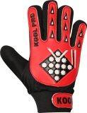 ความคิดเห็น Kool Pro ถุงมือโกล์วผ้า รุ่น Pro No 9 Red Black