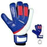 ราคา Kool ถุงมือ โกล์ว ฟุตบอล อังกฤษ Football Goalkeeper Gloves Replique Eng Fingersave พร้อมพวงกุญแจ ใน กรุงเทพมหานคร