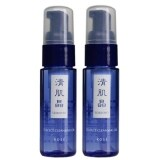 ราคา Kose Sekkisei White Liquid Wash Clear Cleansing Oil หัวปั๊มใช้งานสะดวก 40 Ml 2 ขวด