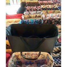 โปรโมชั่น กระเป๋าจัดระเบียบขนาด 25Cm สีดำ Bag Organize 25Cm Black Black ไทย