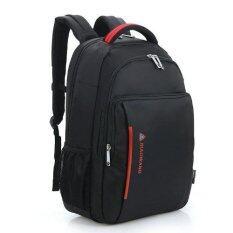 ส่วนลด กระเป๋าเป้ใส่ Notebook Biaowang สีดำ 1 ใบ Zreeelz Fashion