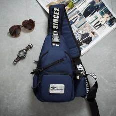 โปรโมชั่น กระเป๋าสะพายพาดลำตัว รุ่น 1506 สีน้ำเงิน Unbranded Generic