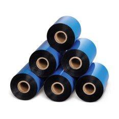 ราคา Ks หมึก Ribbon Wax ขนาด 110 Mm X 300 M 6 ม้วน เป็นต้นฉบับ Ks Barcode