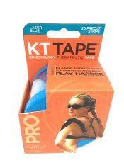 ส่วนลด Kt Tape Pro เทปสำหรับบรรเทาอาการปวดและช่วยพยุงกล้ามเนื้อรุ่น Kt Tape Pro สี Laser Blue Kt Tape ใน Thailand